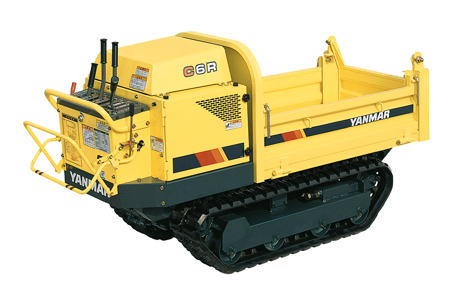 Yanmar celebrates 50 years of the tracked carrier
