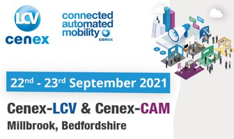 Low Carbon Vehicle Cenex-LCV2021 / Connected Automated Mobility Cenex-CAM2021 - UK 22 - 23 September 2021
