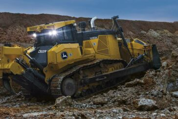 John Deere enhances Dozer range with 950K and 1050K machine improvements