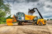 JCB updates Loadall Telehandlers for the European construction market