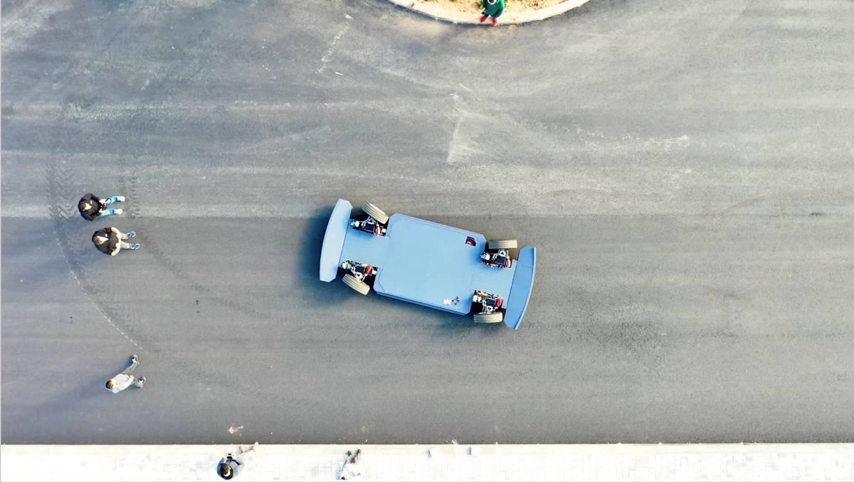 Navya and REE Automotive announce to develop a level 4 autonomous systems