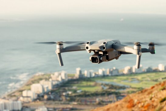 DJI Air 2S delivers 5.4k video, unmatched flight performance and obstacle avoidance