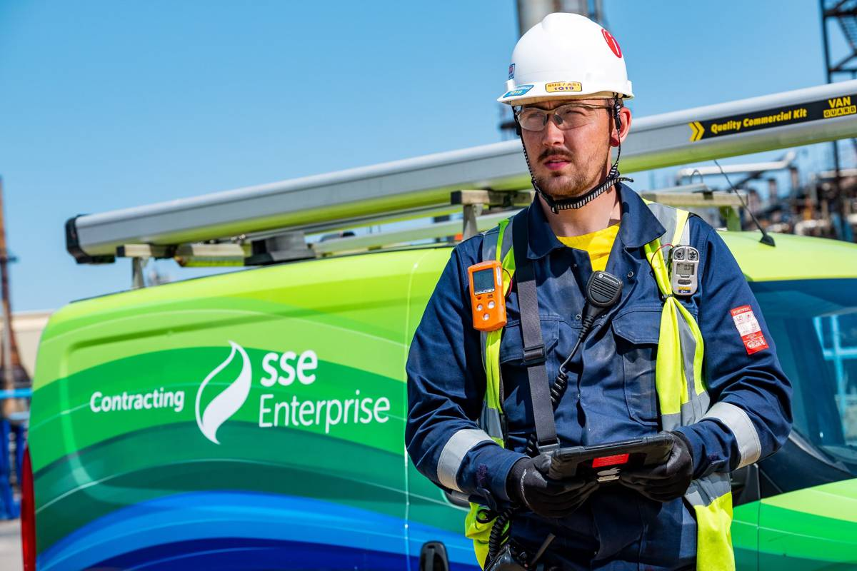 Aurelius investment group to buy SSE Contracting from SSE plc