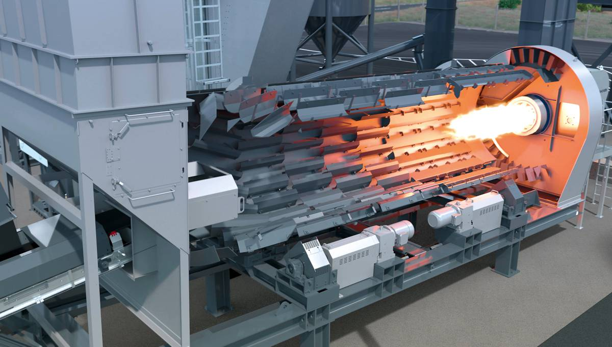 Benninghoven renews existing mixing plants by retrofitting newtechnology