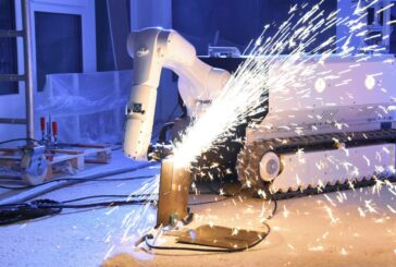Austrian start-up Baubot reveals multi-functional Construction Robot