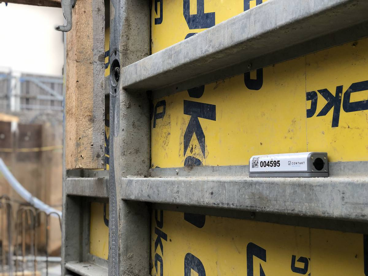 Doka CONTAKT brings digitalisation to the construction site