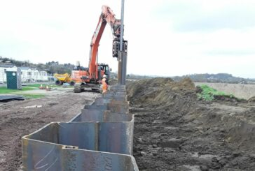 Flood protection works completed to protect West Dorset