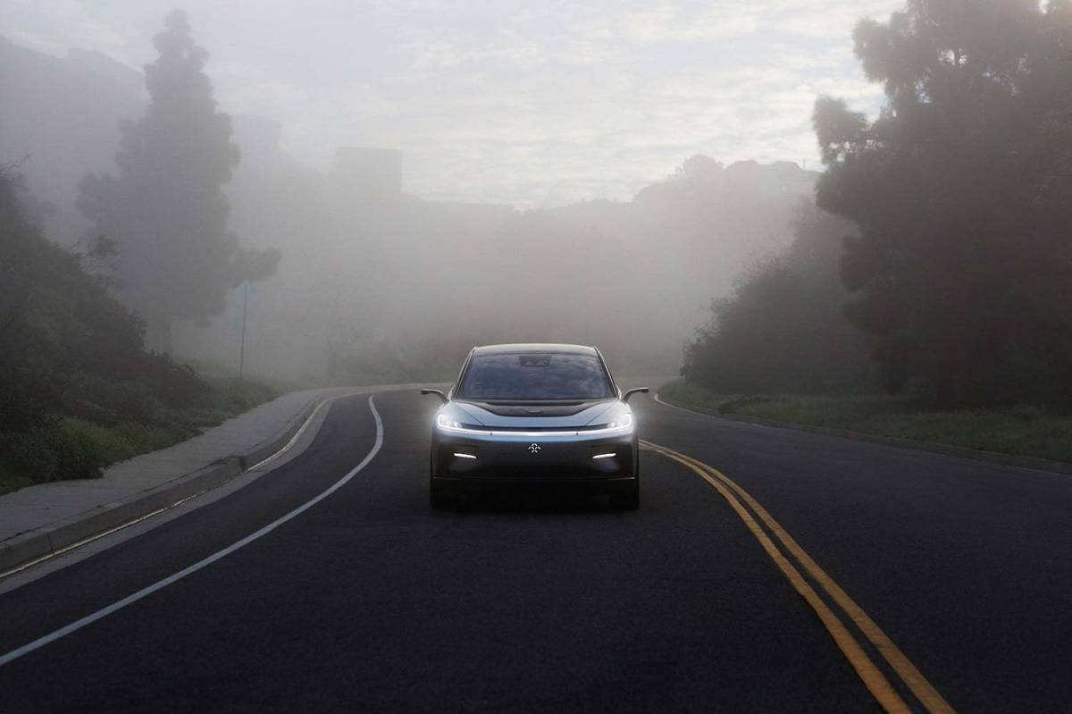 Faraday Future selects NVIDIA DRIVE Orin for Autonomous FF 91 Luxury EV