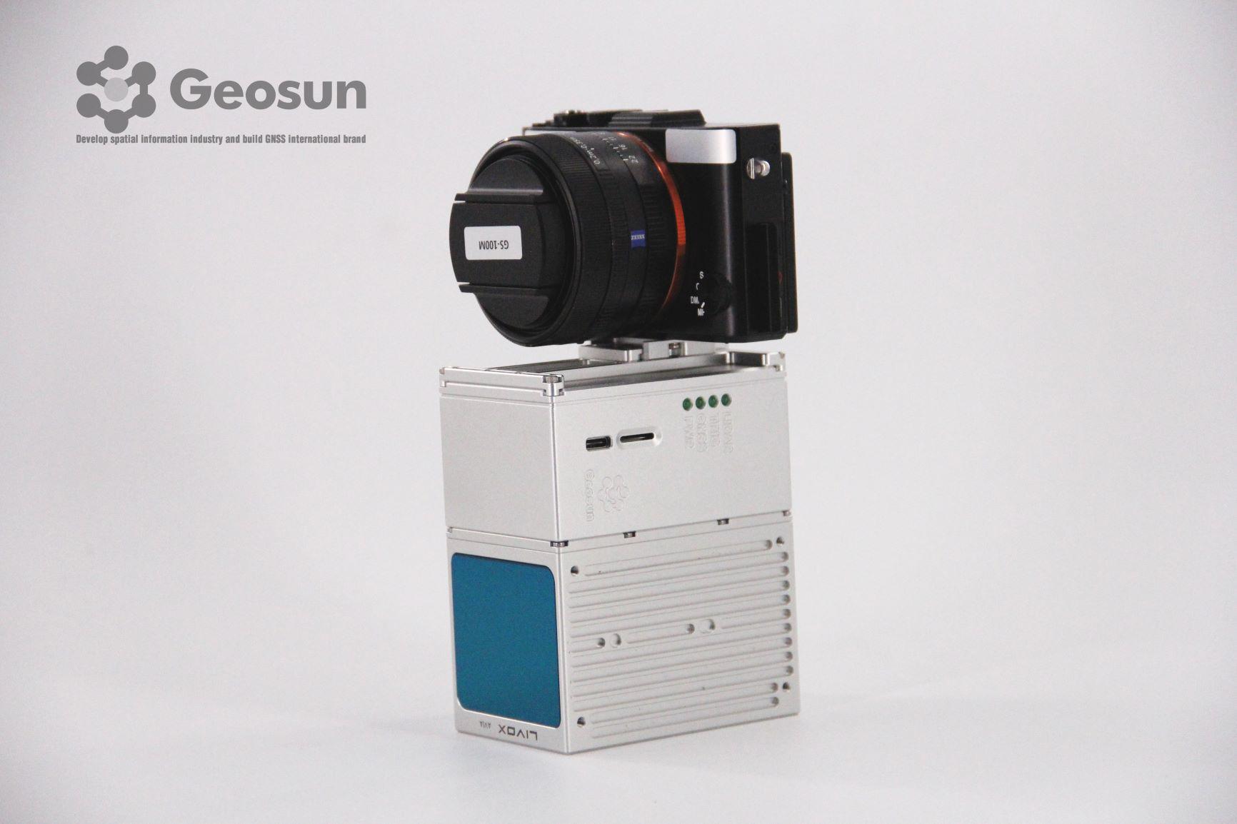 Geosun UAV LiDAR scanning systems selects ACEINNA as IMU provider