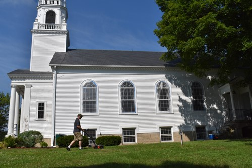 Architects use Ground Penetrating Radar for historic church renovations