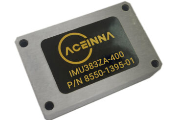 Geosun UAV LiDAR scanning systems selects ACEINNA as IMU provider