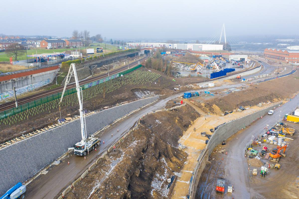 £17.1m boost for NE England SME's with new highways Scheme