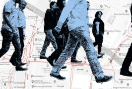 MIT looks at counting pedestrians to make pedestrians count
