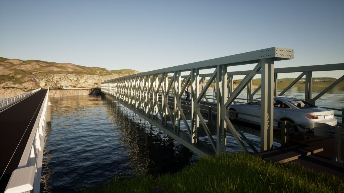 Outer Hebrides islands get permanent link thanks to Mabey Bridge