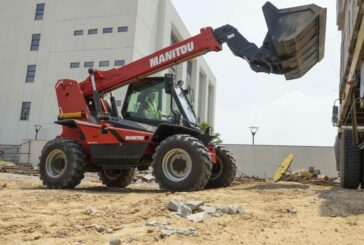 Manitou introduces new construction solutions to Build the Future