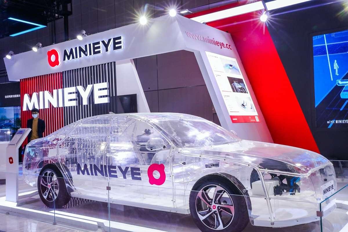MINIEYE launches full-area car Sensing Solution at Shanghai Auto Show