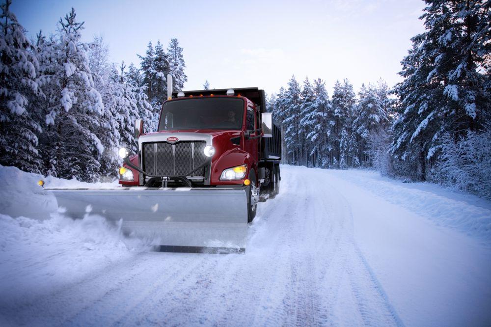 Peterbilt unveils all-new truck models