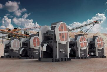 Sandvik Jaw Crushers feature plug-and-play for enhanced safety features