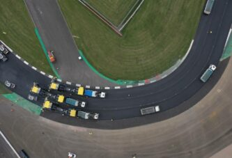 Topcon puts racetracks in podium position