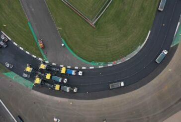 Topcon puts racetracks in podium position