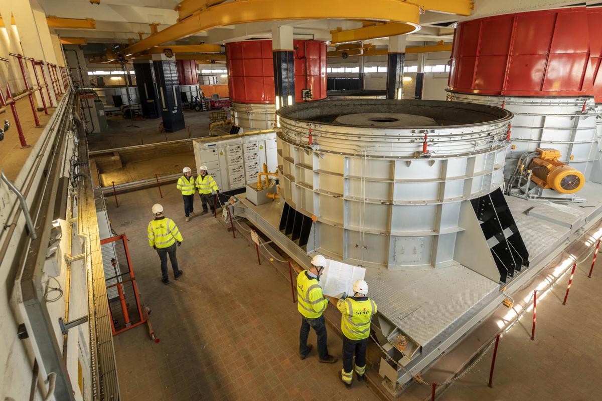 SPIE installing high voltage switchgear for Merseytravel