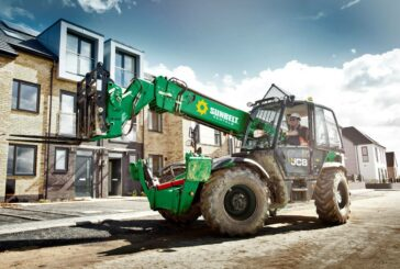 Sunbelt Rentals the first Plant Hire Company to upgrade existing fleet with CESAR ECV