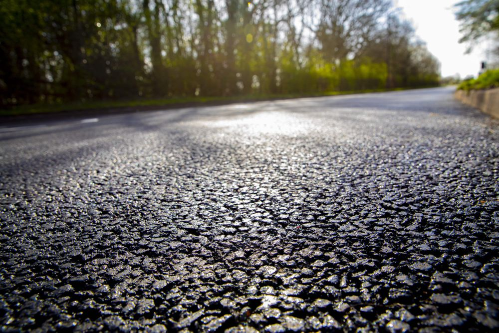 Tarmac secures accreditation for innovative rubber asphalt