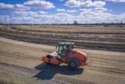 Trimble Earthworks Grade Control platform upgrade includes Soil Compactors