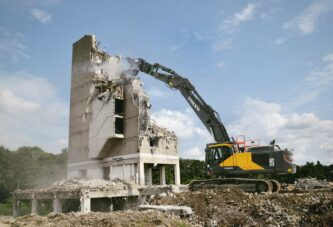 VolvoCE adds EC380E Straight Boom Excavator to its demolition Line-up