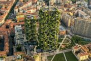 Architects look at vertical forests to inspire urban forestry and the future of cities