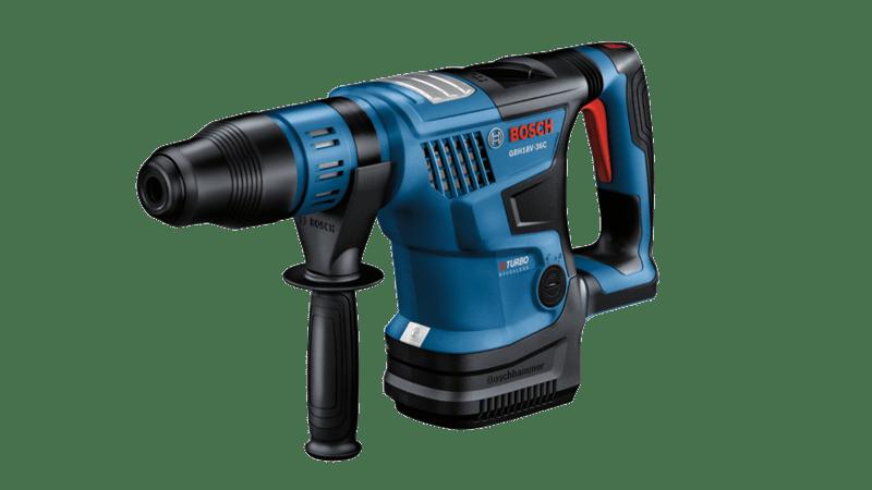 Bosch PROFACTOR SDS-max 18V Hitman Rotary Hammers hit the market