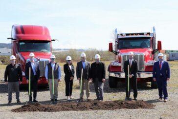 Dobbs Truck Group expands Peterbilt dealership in Sumner, Washington