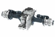 Allison Transmission collaborates with Emergency One on Electric Axle Integration