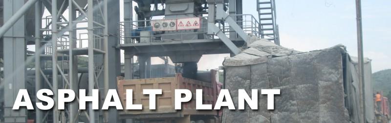 Asphalt Plant Sales