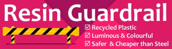 Quality high-spec Resin Guardrail delivered worldide
