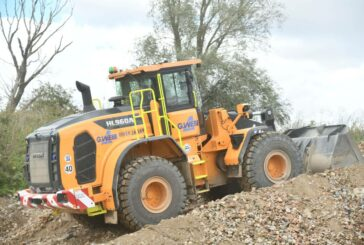 Hyundai HL960A Wheel Loader quickly becomes a firm favourite at G Webb Haulage