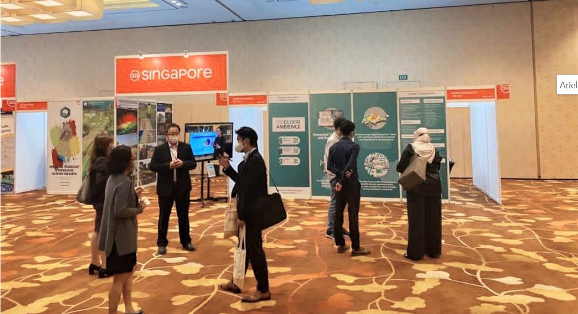 Geo Connect Asia 2021 proves a great success for SE Asian geospatial industry