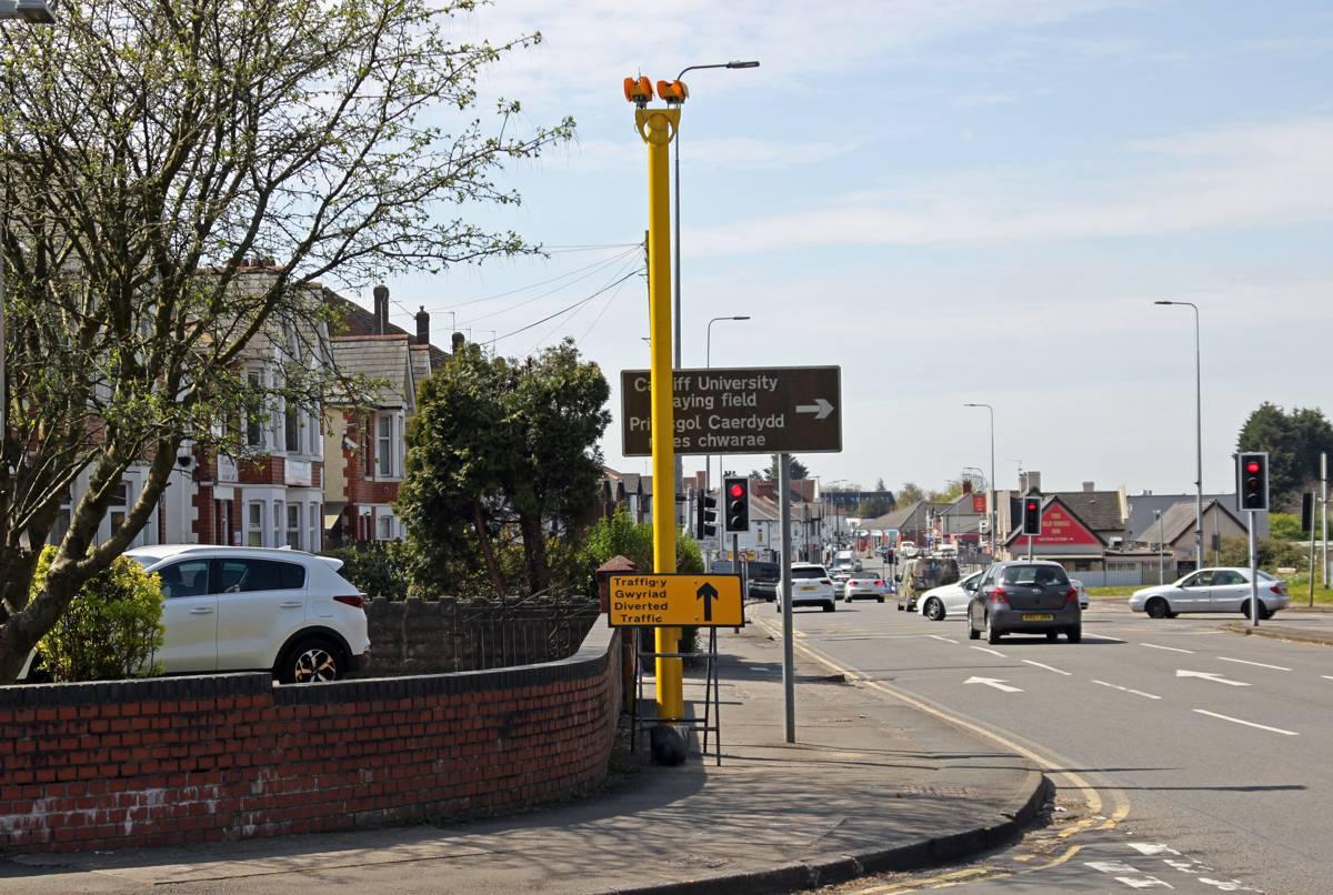 Jenoptik Red Light Enforcement Camera wins UK Home Office approval