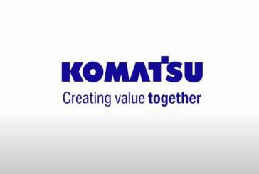 Komatsu celebrates 100th Anniversary with commemorative activities