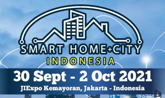 Smart Home+City Indonesia 30 Sept - 2 Oct 2021