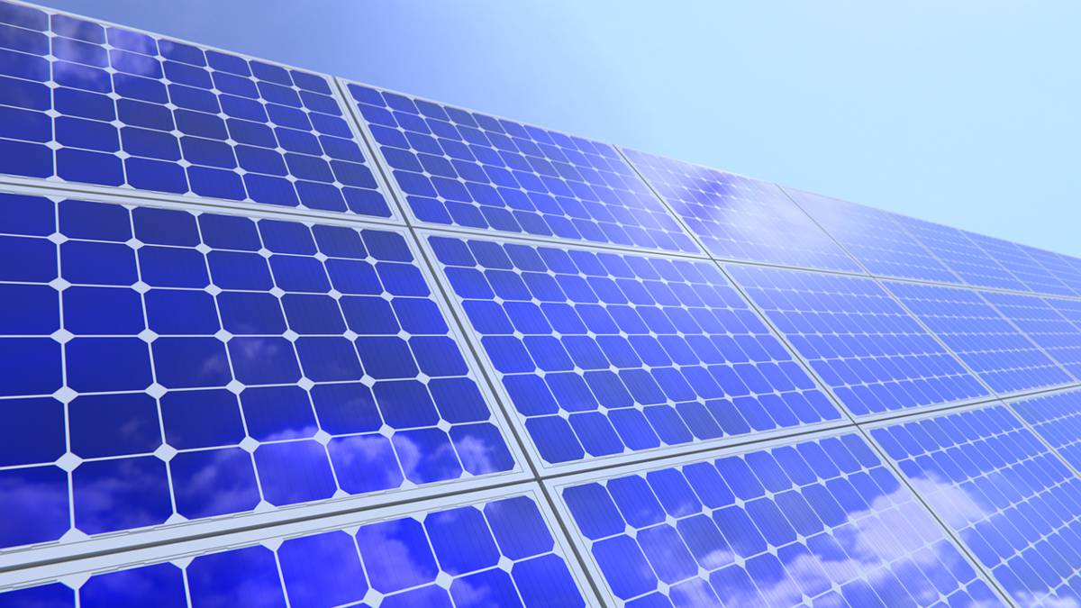 Floating solar photovoltaic plant funded by EBRD in Albania