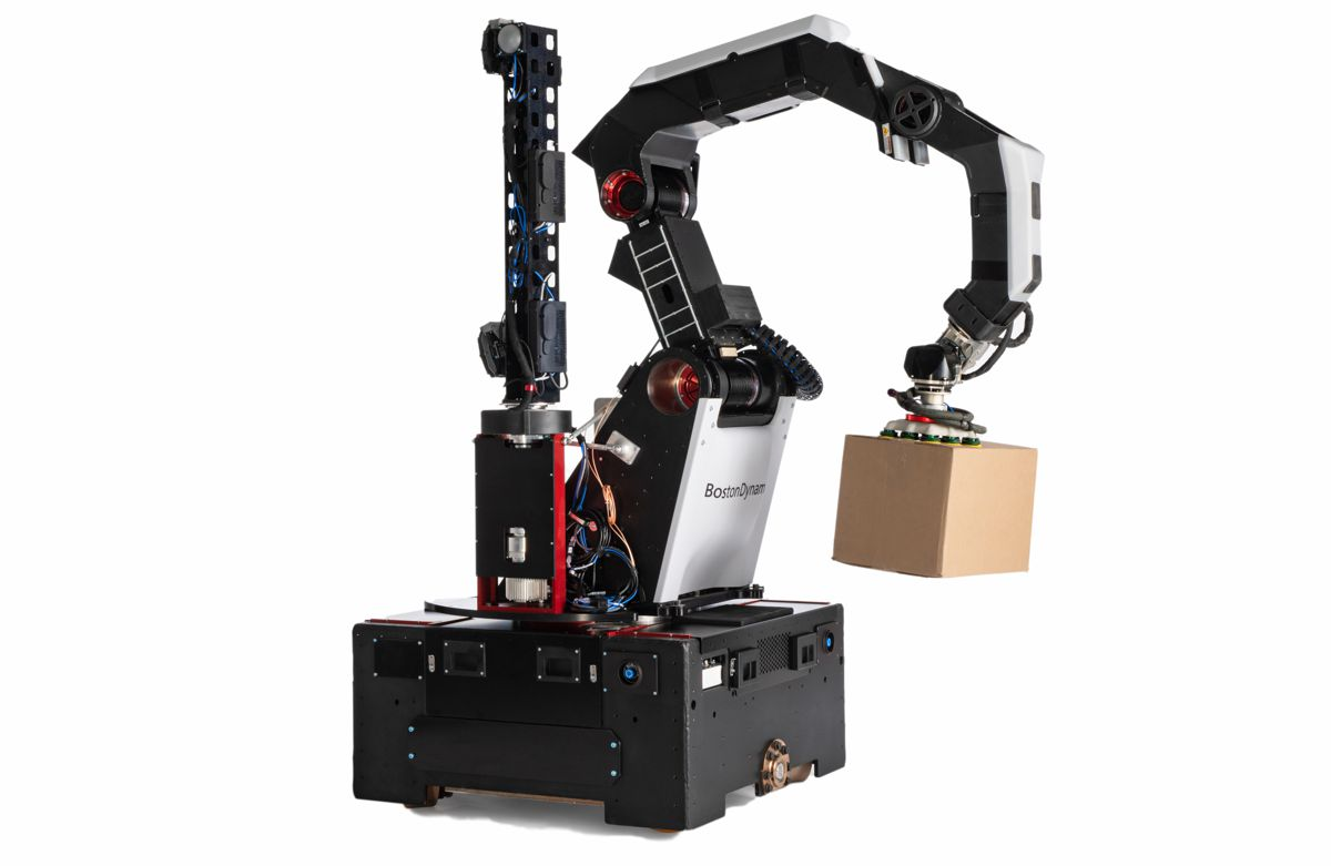 Boston Dynamics Unveils New Robot for Warehouse Automation
