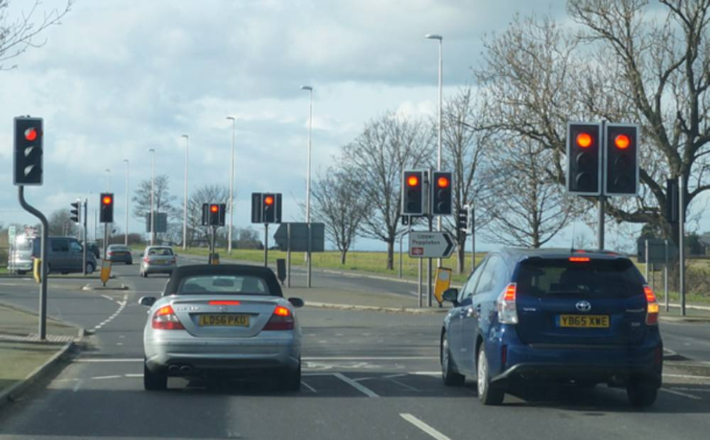 UK Department for Transport announces £15m funding to upgrade traffic signals