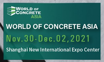 World of Concrete Asia 30 Nov to 2 Dec 2021