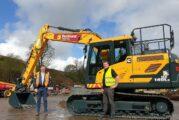 Buckhurst Plant Hire invests £2.5m into new Hyundai Excavator Fleet