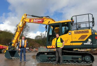 Buckhurst Plant Hire invests £2.5m into new Hyundai Excavator Fleet