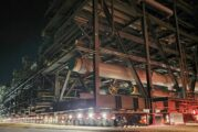 Mammoet transports massive modules for Gulf Coast Growth Ventures in Texas