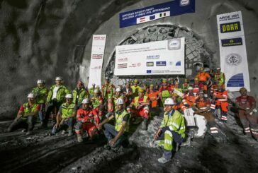 HERRENKNECHT pushing forward at the Brenner Base Tunnel