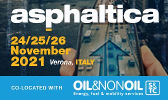 Asphaltica Italy 24-26 Nov 2021