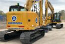 ASHBROOK excited to be the first UK company to receive Cat 315 GC Excavators